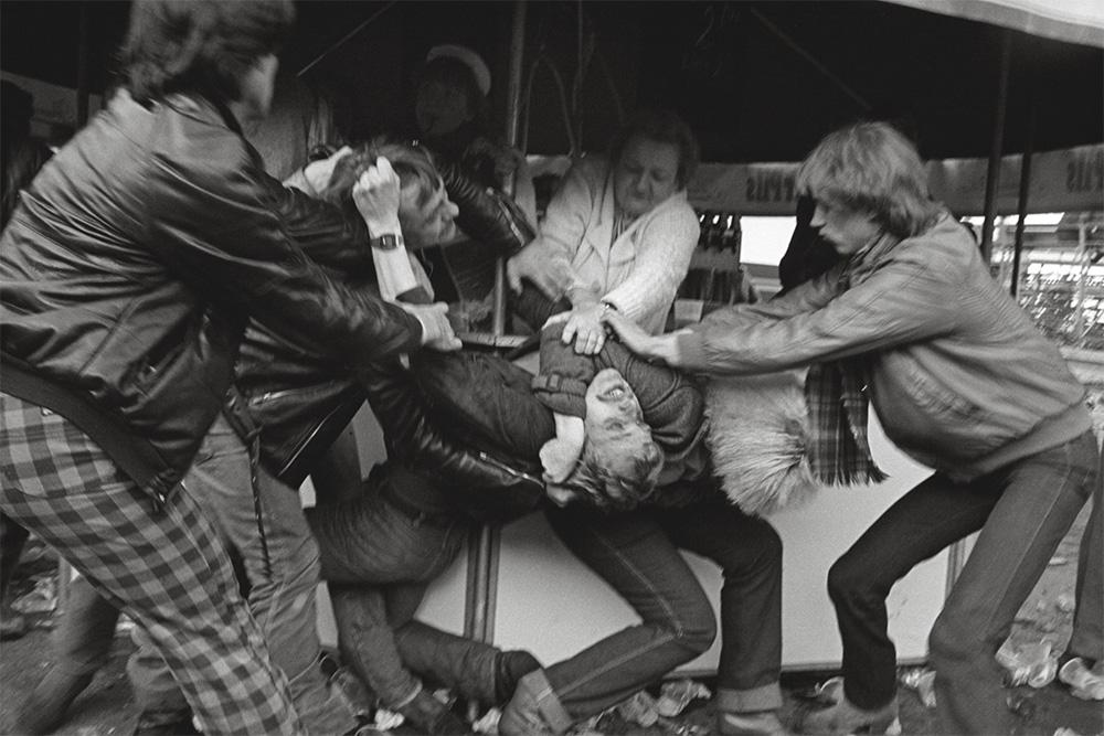 Die 80er                                                           im Ruhrgebiet